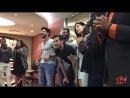 Amazing flash mob for Hritik Roshan Yami Gautam Kaabil