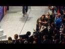Jeff Hardy and AJ Styles vs Randy Orton and Samoa Joe (Dark Match) at WWE SmackD