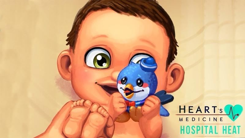 НЕВОСПИТАННАЯ МЕЛОЧЬ ► Heart's Medicine Hospital Heat 9
