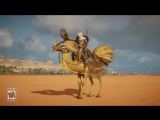 Ездового Чокобо из Final Fantasy XV добавили в Assassins Creed: Origins.