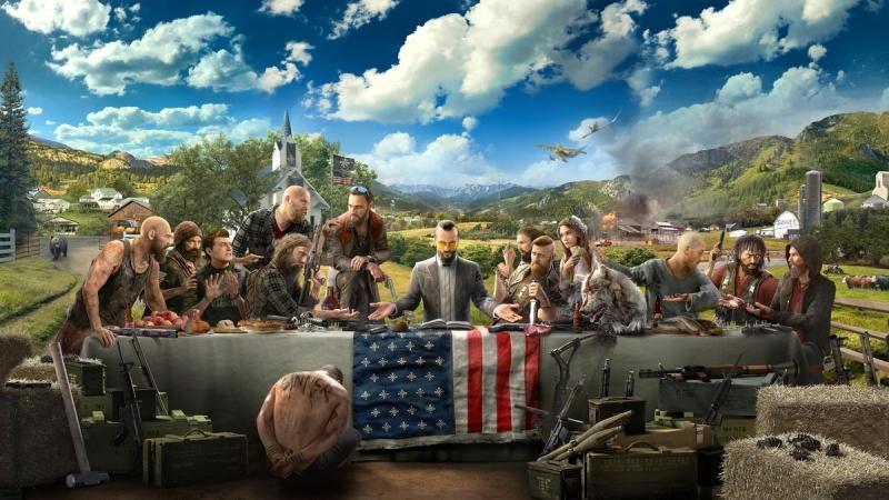 Округ Хоуп-хей-лалалей / Far Cry 5
