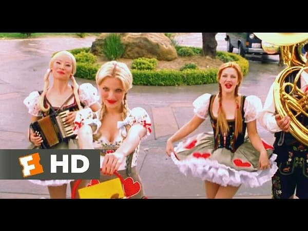 Charlie's Angels Movie CLIP - Singing Yodel (2003) HD