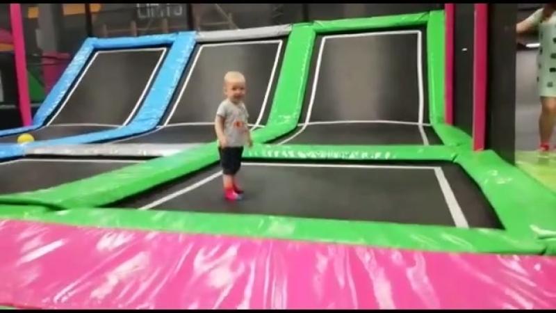 Детская гимнастика в ProJump!.mp4