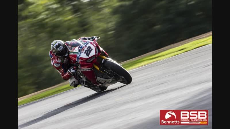 BSB 2018 round 12 Brands Hatch RACE2