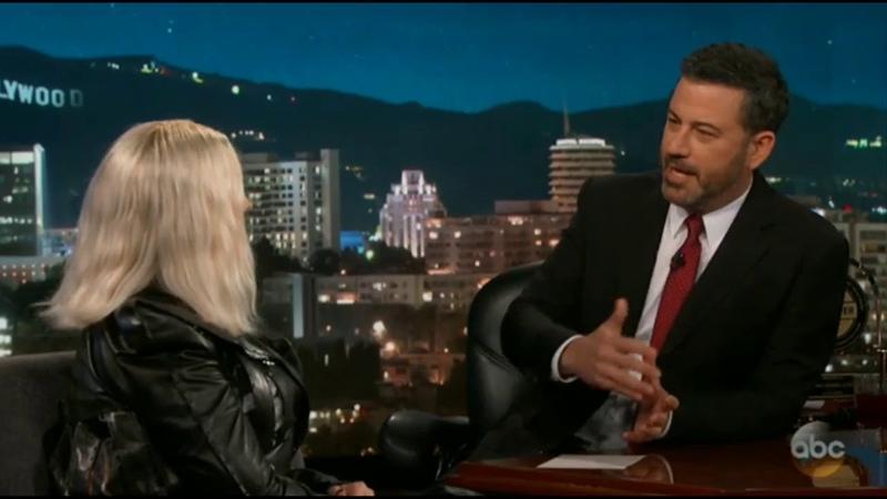 Jimmy Kimmel 09122018 Christina Aguilera Interview on ABC