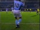 Кубок УЕФА 1999-2000 1/32 финала 2 матч Сельта Арис