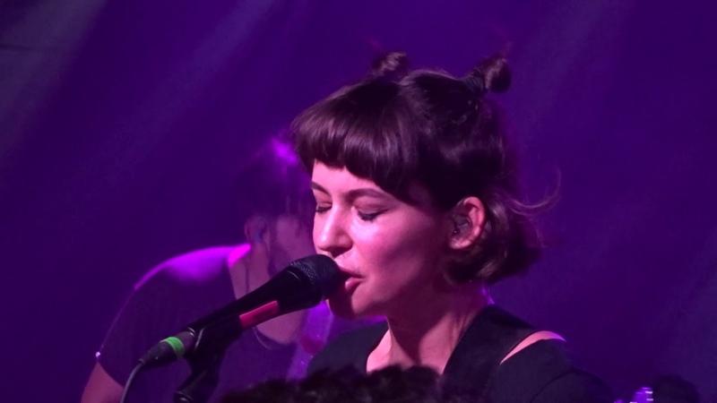 Meg Myers - Tourniquet - Live @ Riot Room 6/11/2018