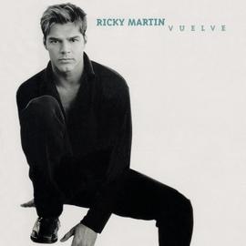 Ricky Martin альбом Vuelve