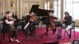 Murka Metamorphoses (Муркины Метаморфозы) performed by Julian Milkis and the Faure Quartett