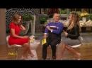 Jessica Alba Sits Down with Joe Zee and Chrissy Teigen
