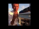 либеральная паскуда Панин на крымском мосту
