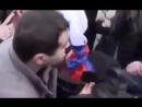 армиянинь россии флаг сожгли