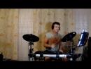 Bloodsucker In Rock 1970g Deep Purple drum cover Pautov Wladimir MAH00849