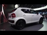 Suzuki Ignis - Paris Motor Show - Exterior LookAround