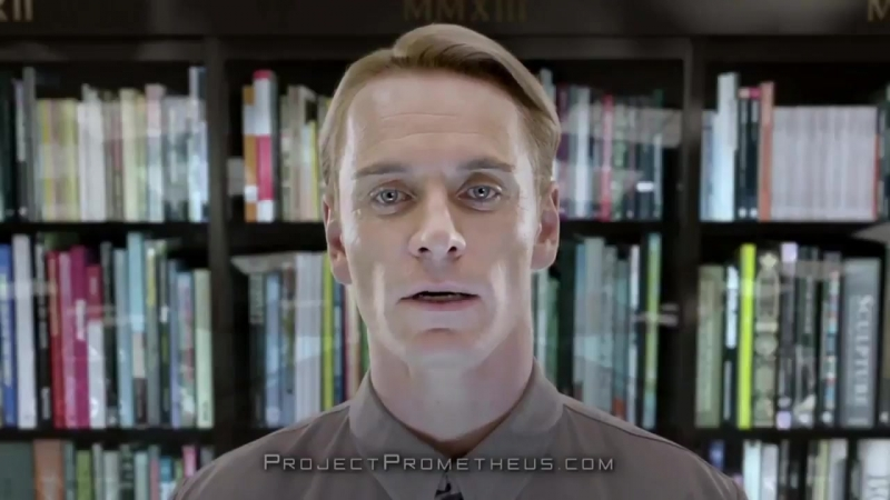 VIDEO Happy AlienDay! Remember the first time we saw David 2012 MichaelFassbender Alien Prometheus AlienCovenant RidleyScott And