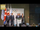 Сборные КНДР и Республики Корея пройдут одной колонной под общим флагом на открытии Игр