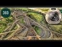 🔴 VR Videos 360 Roller Coaster VR 360 4K Virtual Reality Videos 360 VR 4K