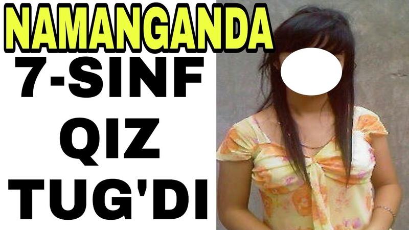 Наманганда 7-СИНФ ҚИЗ ТУҒДИ, Namanganda 7-SINF QIZ TUGDI.