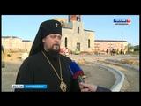 Божественные литургии и молебны отслужили в день памяти св. князя Александра Невского