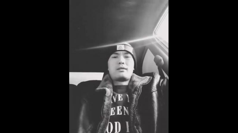 Kanny исполняет трек Рэп Vолна