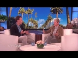 Benedict Cumberbatch gets pranked on the Ellen show