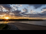 Time-lapse Sun Aberdeen