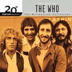 The Who альбом 20th Century Masters: The Millennium Collection: Best Of The Who