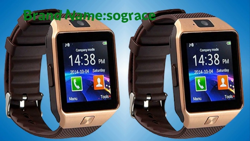 DZ09 Smart Watch by sograce Unboxing smart watch android new version
