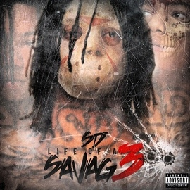 SD альбом Life of a Savage 3
