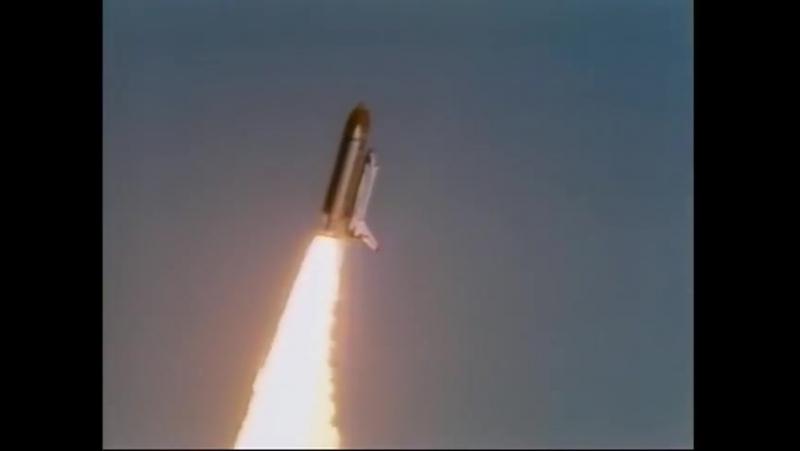 Space Shuttle Challenger STS 51L Launch And Explosion Космический челнок Challenger STS 51L запуск и взрыв 28 01 1986