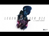 Legends Never Die (ft. Against The Current) OFFICIAL AUDIO