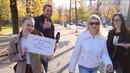 Эксперимент ЖВЮС востребован ли профессиональный обнимальщик на улицах Краснодара