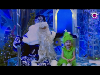 Не сижу в декрете: Маруся в гостях у деда Мороза