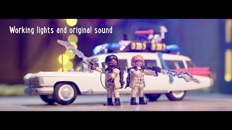 Playmobil® Ghostbusters™ Ecto-1