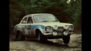 1972 RAC Rally PURE SOUND Ford Escort MK1 RS1600 BDA