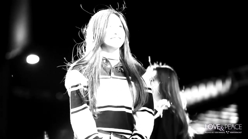 151004 Yeri (Red Velvet) @ Gangnam K-pop Festival Fancam