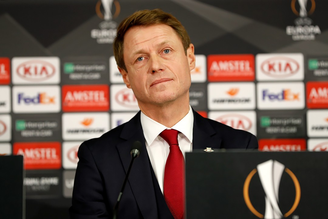 Олег Кононов: Матч с «Вильярреалом» – самый главный в году
