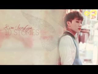 Ким Сонгю (Infinite) - City of Angels [rus sub]