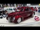 2017 DETROIT AUTORAMA STREET RODDER TOP 100 1940 FORD COUPE