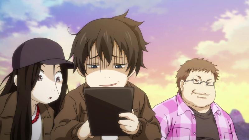 [ BZ ] Hitori no Shita: The Outcast 2nd Season | Один из отвергнутых: Изгой 2 – Ратэн Тайсё | эпизод 3