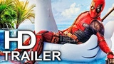 DEADPOOL 2 Extended Edition Trailer Blu Ray Release NEW (2018) Superhero Movie HD