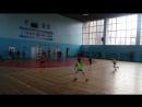 ЧГфз-U8 ДЮФК Голкипер - ДЮСШ Металлург 11(1) 5:0 ІІ тайм 18.02.2018 Спорткомплекс Динамо