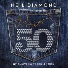 Neil Diamond альбом 50th Anniversary Collection