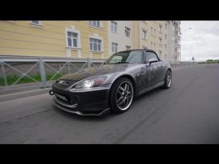 Адская HONDA S2000. VTEC + ТУРБО