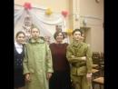 Общешкольное мероприятие посвященное годовщине Сталинградской битвы
