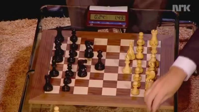 Carlsen - Karjakin Blitz