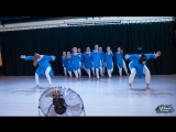 CHOREOGRAPHY BY VITALY CEZAR (Students group) / JUST DANCE MOSCOW BIRTHDAY 2018