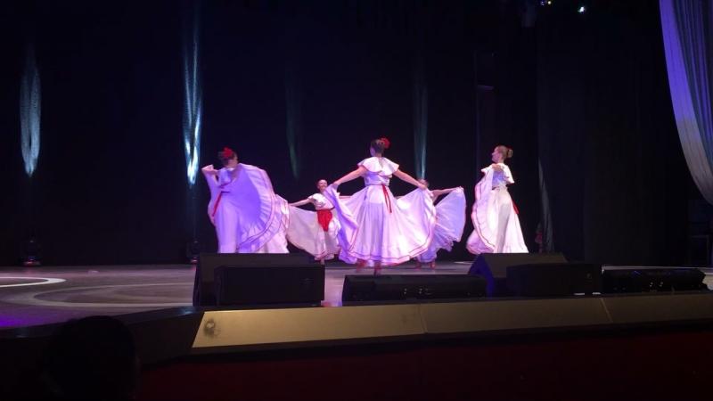 Танец «Авалюлька»Всероссийский конкурс-фестиваль искусств «Другой мир» г.Белгород 13 мая 2018