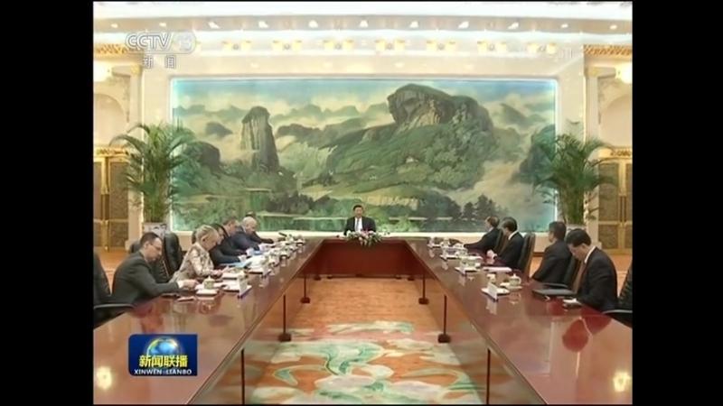 Ruski ministar spoljnih poslova Sergej Lavrov u Pekingu 23. aprila