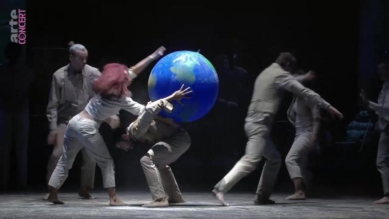 Mourad Merzouki Franck-Emmanuel Comte - Folia - Compagnie Käfig Concert de lHostel Dieu (4-06-2018)